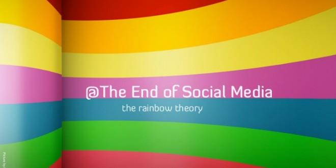 Sosyal Medya: Gök Kuşağı Teorisi