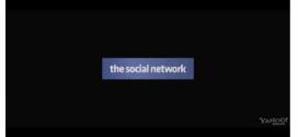 """Facebook'un Filmi olan Sosyal Ağ'ın """"The Social Network"""" İkinci Fragmanı Yayınlandı"""
