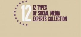 12 Çeşit Sosyal Medya Uzmanı