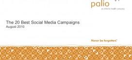 En İyi 20 Sosyal Medya Kampanyası