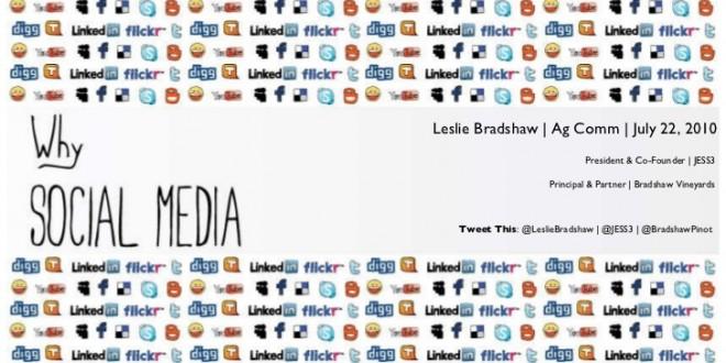 Neden Sosyal Medya?
