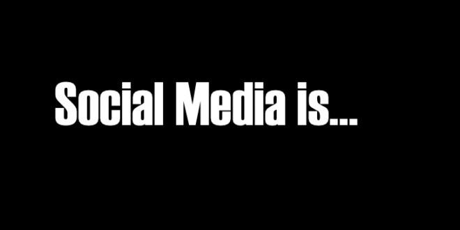 Sosyal Medya Eşittir…