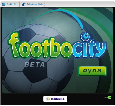 Turkcell, Facebook'ta Futbol Şehri Kurdu