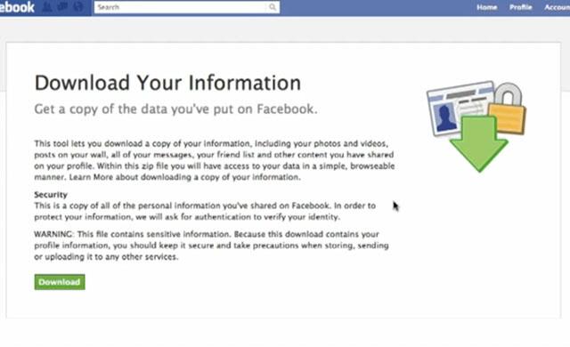 """Daha """"Açık"""" Bir Facebook"""