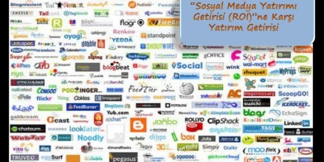Sosyal Medyada ROI (Yatırım Getirisi)