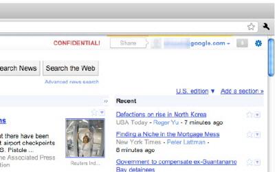 Google Bu Araç Çubuğuyla Ne Planlıyor?
