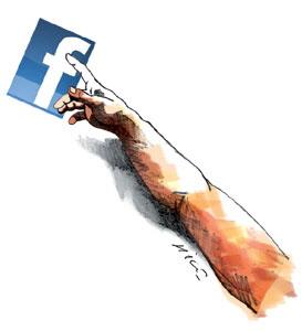 Keşfi ve Girişimciliği Facebook'lamak...
