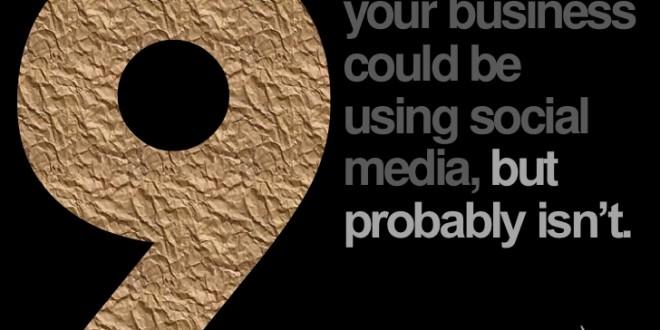 Şirketler için Sosyal Medya Kullanmanın 9 Farklı Yolu