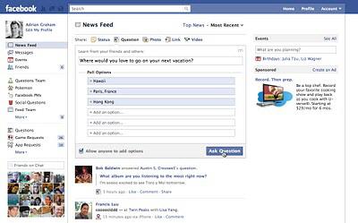 Facebook Questions Çok Yakında
