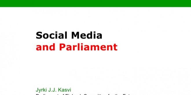 Sosyal Medya ve Meclis