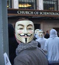 Anonymous Şimdi de Türkiye'deki İnternet Sansürüne Karşı Savaşacak