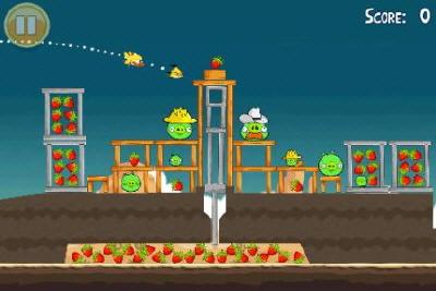 Angry Birds Dünyayı Ele Geçiriyor
