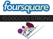 Foursquare: 2 Yılda Sıfırdan 10 Milyona [İnfografik]