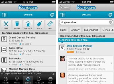 Foursquare, LinkedIn, Square ve Netflix Uygulamaları Kullanıcı Verilerini Yeteri Kadar İyi Korumuyormuş