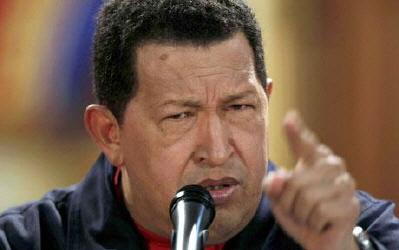 Chavez Ülkesini Twitter'dan Yönetiyor