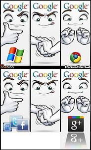 Google'dan Google Plus'a Evrim