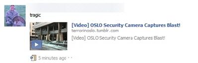 Oslo Saldırısı ve Winehouse'un Ölümüyle İnternet Dolandırıcıları İş Başında