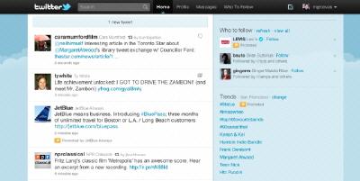 Twitter Promoted Tweetleri Zaman Akışınıza Getiriyor
