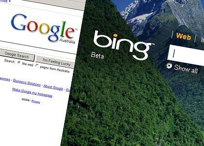 Bing'in Google'ı Ezdiği An