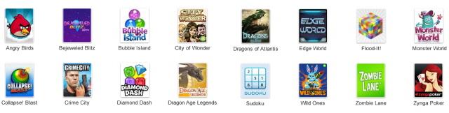 Google+ Oyunlar Angry Birds ve Zynga Poker İle Açıldı