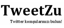 TweetZu.com: Twitter'ı Haritada Takip Edin