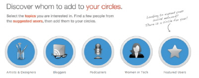 Google Plus'da Kimi Takip Edeceksiniz?