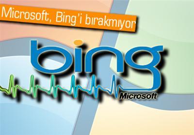 Microsoft'un Kanayan Yarası: Bing