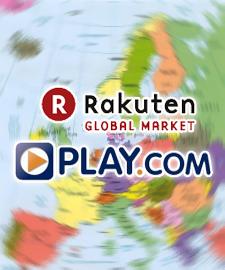 Japon Devi Rakuten Avrupa'daki 3. Satın Almasını Play.com'u Alarak Yaptı