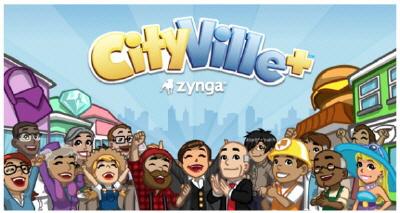 CityVille Google + Üzerinden de Oynanmaya Başladı