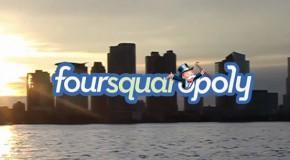 Foursquaropoly Geliyor