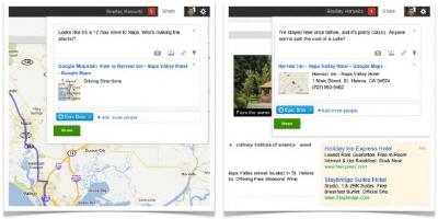 Google Haritalar'a Hızlı Google+ Paylaşım Aracı