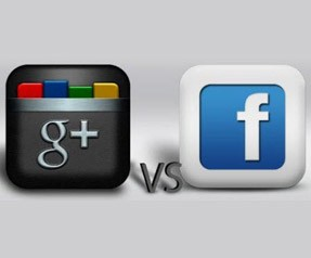 Google Plus VS Facebook!