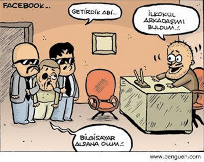 """Facebook """"Etiketleme"""" Yenilendi"""