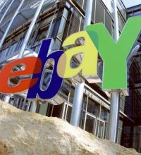 eBay'de Mobil Alışveriş 4 Milyar Doları Buldu