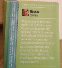 Facebook Kartvizitlerle Çevrimdışı Kimliğimize de Etki Edecek