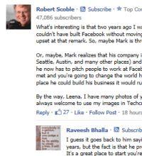 Google Facebook Yorumlarını da İndeksliyor