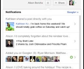 Google+ Değişiyor!