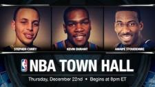 #NBATownHall: Hayranlar Soruyor NBA Yıldızları Cevaplıyor