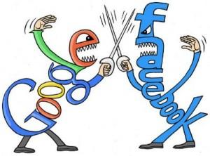 Facebook Display Reklam Geliri ile Google'ı Geride Bırakacak