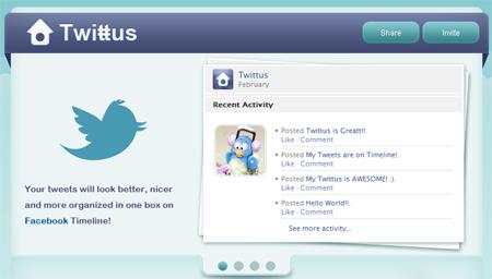 Twitter Hesabınızı Facebook'a Bağlayın