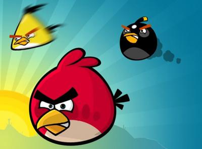 Angry Birds İstanbul'da