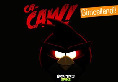 Angry Birds: Space'e 10 Yeni Bölüm