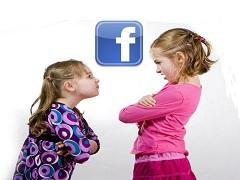 Facebook'u 13 Yaş Altı Çocuklar da Kullanıyor [İnfografik]