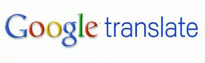 Google Translate'de Günde 1 Milyon Kitaplık Çeviri Yapılıyor
