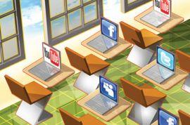 İnternet'in Yüzde 80′i Sosyal Medyanın Eline Geçti