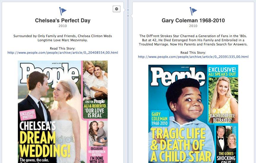 5 En İyi Facebook Timeline Kullanım Örneği