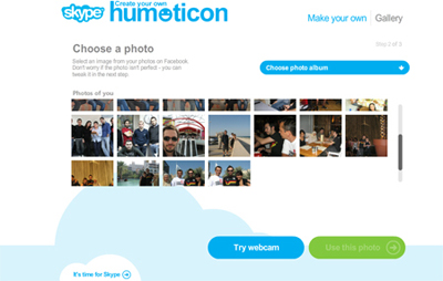 Skype ile Humoticons Oluşturun