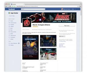 Facebook Uygulama Mağazası Açtı
