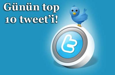 Günün En İyi Tweet'leri!