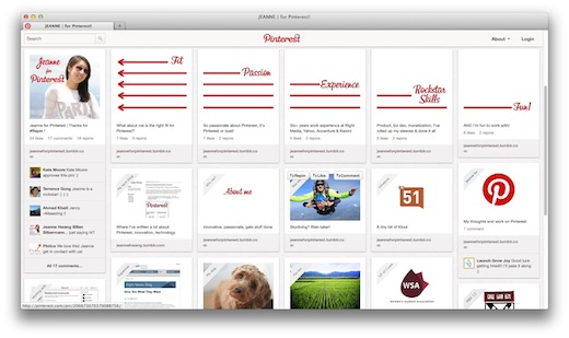 Dijital CV Oluşturmada Yeni Trend: Pinterest